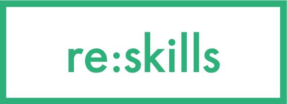 Re:skills Logotyp